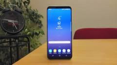 Samsung Galaxy S8+ teszt – Nem csak a keret más kép