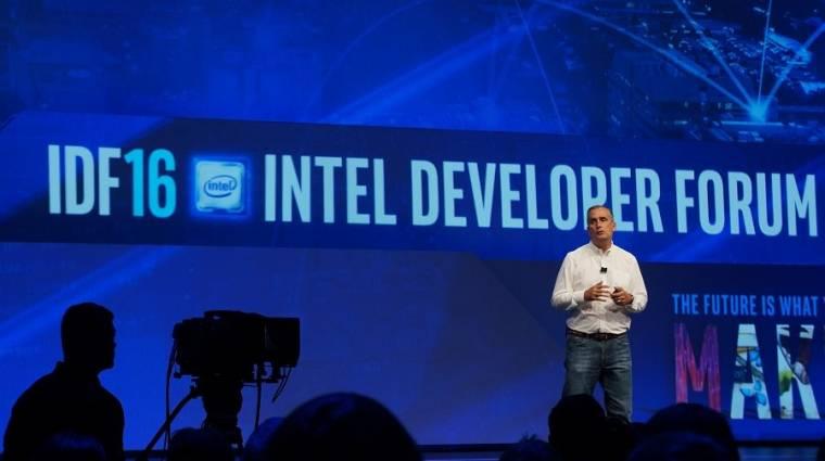 Soha többé nem lesz Intel Developer Forum kép