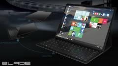 Merész hibrid PC-t talált ki a Lenovo kép