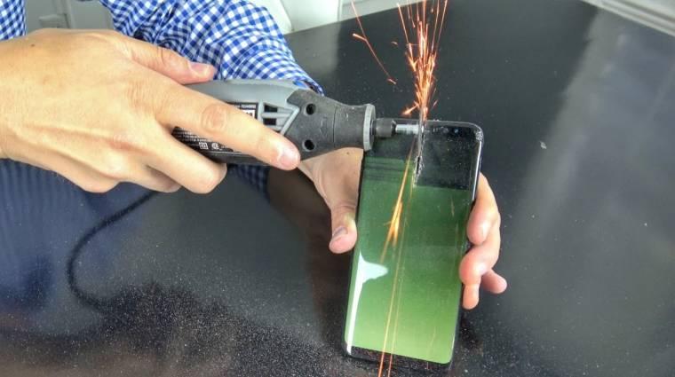 Bombabiztos akkumulátort kapott a Galaxy S8 kép