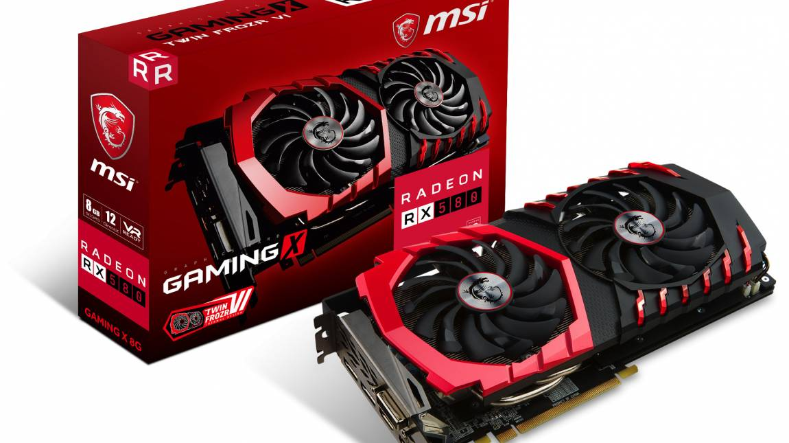 Ingyenes ráncfelvarrás - TESZT: MSI Gaming X Radeon RX 580 kép