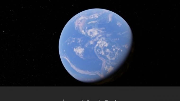 Alaposan megújult a Google Earth kép