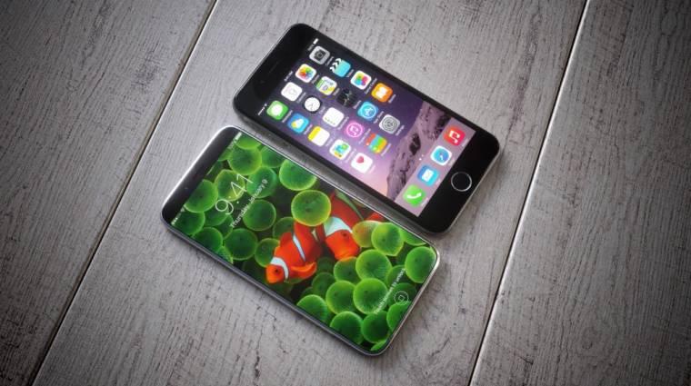 Mindennél drágább lesz az iPhone 8 kép