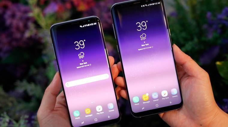 Állítólag könnyű becsapni a Galaxy S8-at kép