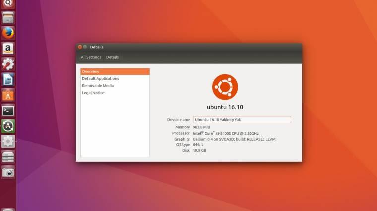 Gyökeres változások jönnek az Ubuntu életében kép