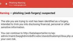 Extra védelmet ad az androidos Gmail kép