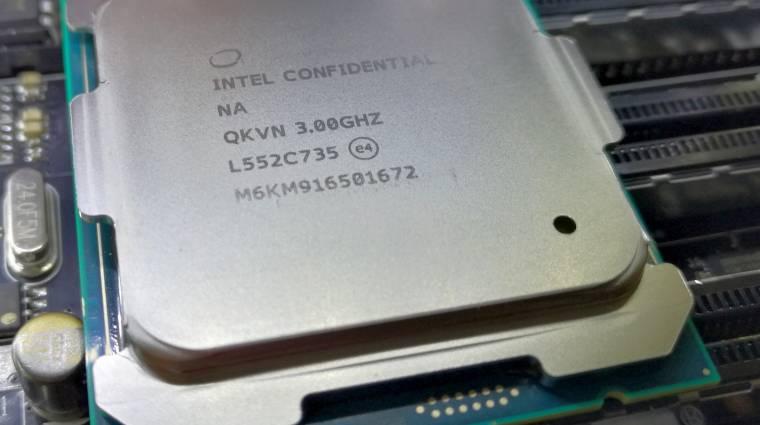 A tízmagos Core i9-7900X érdekességei kép