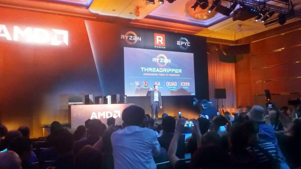 Mobil Ryzen, über CPU és Vega – ezekkel készül az AMD kép