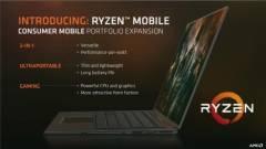 Év végén jönnek a Ryzen mobilprocesszorok kép