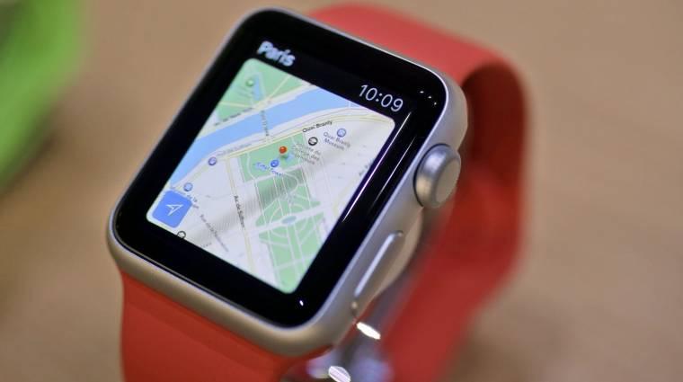 Több nagy app is lelépett az Apple Watch-ról kép
