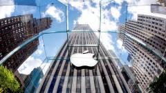 Hamarosan 1 billió dollárt ér az Apple kép