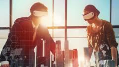 Közös VR-bulit tartana az NVIDIA kép