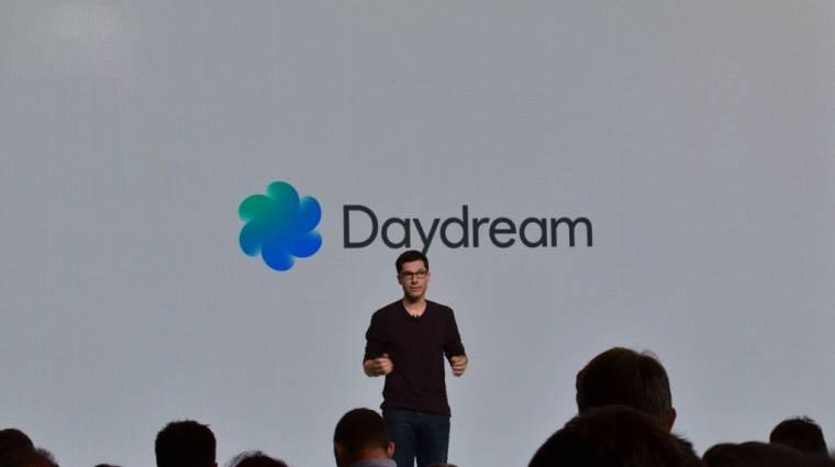 Itt a Google Daydream 2.0 kép