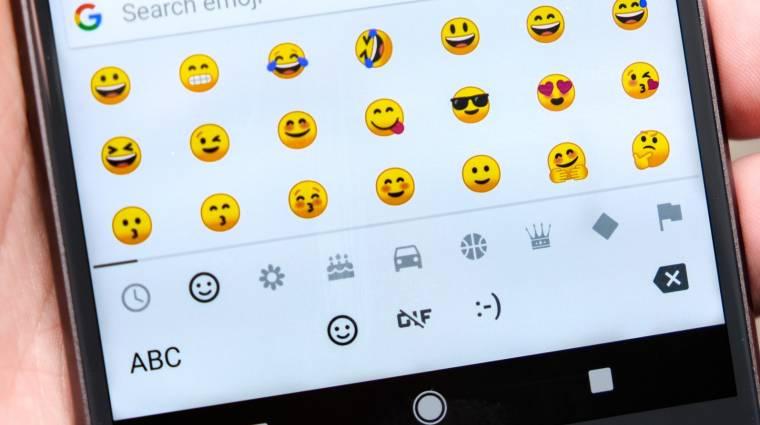 Emojiforradalmat hirdet az Android O kép