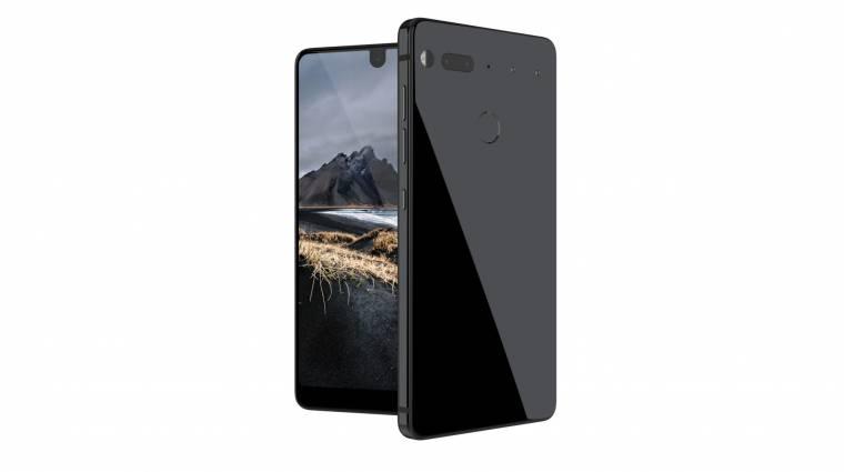 Ez betalált: csupa kijelző a Pixel-gyilkos Essential Phone kép