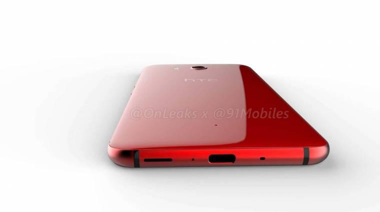 360 fokban rögzít hangot az HTC U 11 kép