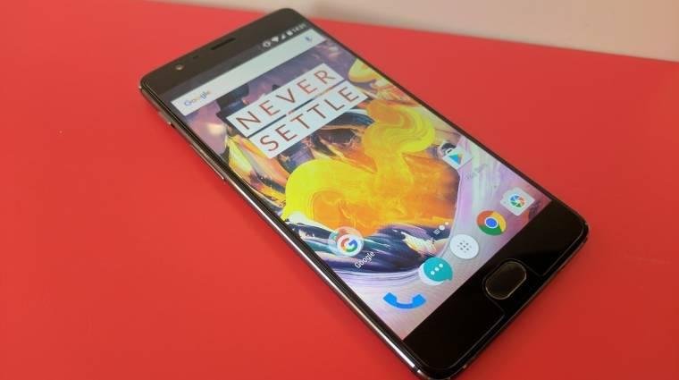 Hivatalos: véget ért a OnePlus 3T pályafutása kép