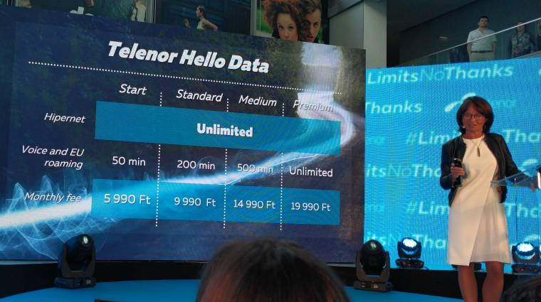 Korlátlan mobilinternetes tarifacsaláddal újított a Telenor kép