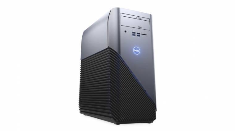 Belépőszinten tarolna a Dell asztali gamer-PC-je kép