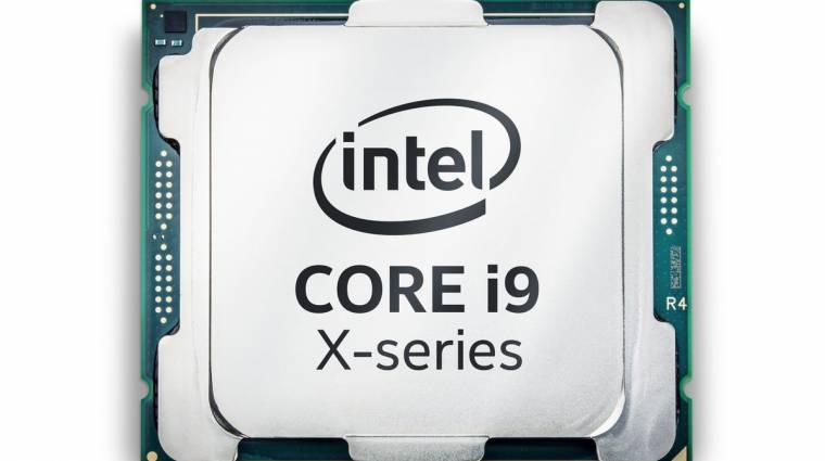 18-magos szörnyeteg a Core i9-7980XE; itt az X299-es platform kép