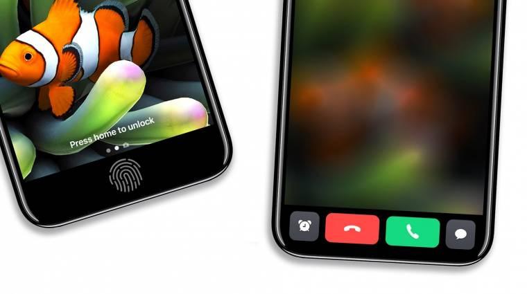 Már a jövő hónapban megérkezhet az iPhone 8 kép