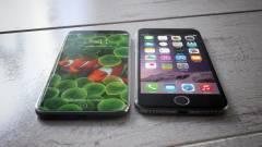 Hatalmas bajban van az iPhone 8 kép