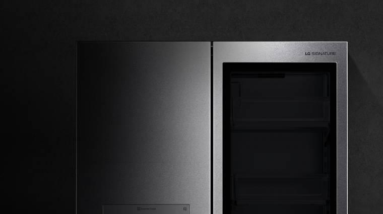 Az LG hűtőibe is beköltözik a Google asszisztense kép