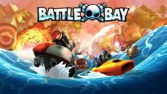 Tölthető a Rovio nagy újdonsága, a Battle Bay kép