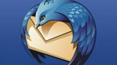 Életben marad a Thunderbird kép