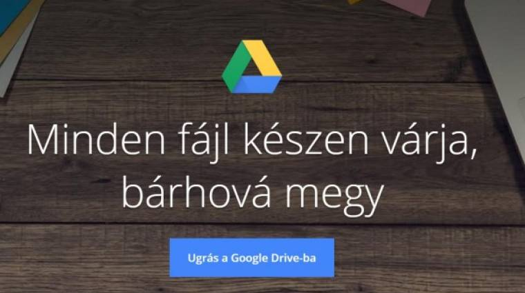 2 billió fájl van a Google Drive-on kép