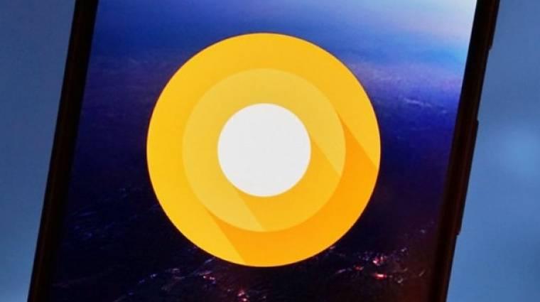 Így érkezik meg az Android O kép