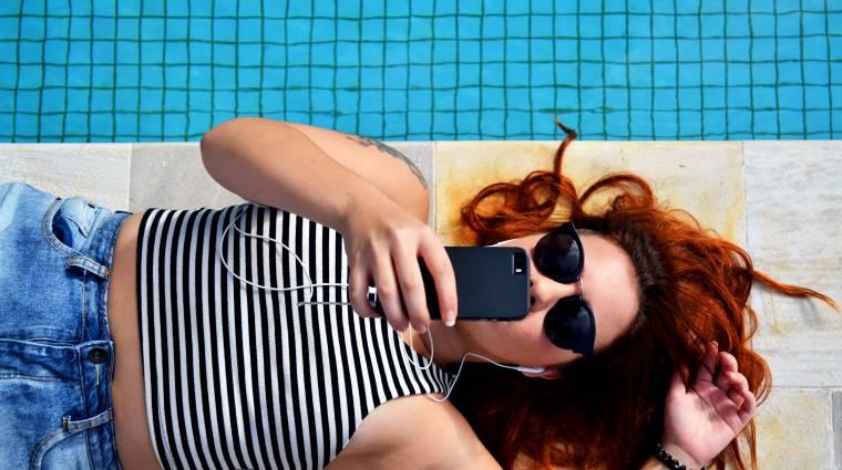 Okostelefonos segítség az ellazuláshoz kép