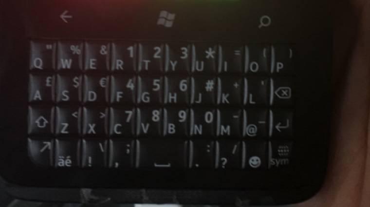 Ilyen lett volna egy QWERTY-s Nokia Windowszal kép