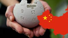 Jön a kínai Wikipedia kép