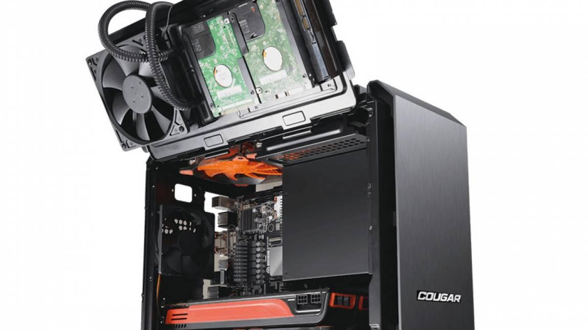 Két PC egy házban és egyéb gamer finomságok - Bitfenix, Noblechairs, Cougar kép