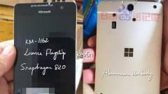 Ez lett volna a Lumia 960-as csúcstelefon kép