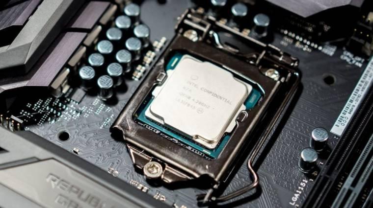 Már szeptemberben befuthatnak az első Coffee Lake CPU-k kép