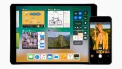 Fájlböngészőt kap és a kiterjesztett valóságba lép az iOS 11, de van rossz hír is kép