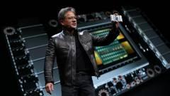 Hihetetlen tempóban nő, és hamarosan 100 milliárdot ér az NVIDIA kép
