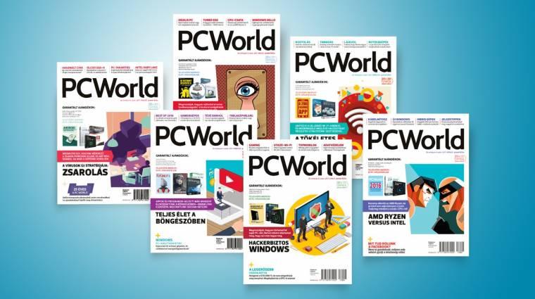 Ingyen magazin a HelloWorld táborlakóknak kép