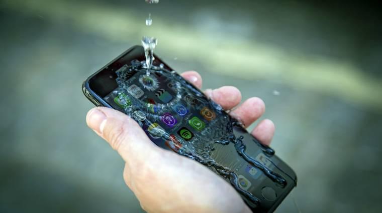 Rengeteg adatot loptak az iPhone-tulajdonosoktól kép