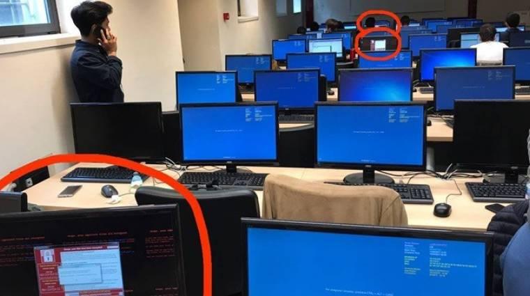 1 millió dollárt kerestek egy ransomware-támadással kép