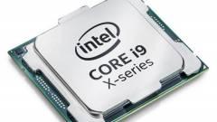 Ekkor érkeznek az Intel Core X csúcsprocesszorok kép