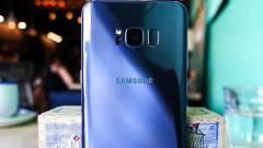 Ezért nem lesz ujjlenyomat-olvasó a Galaxy Note 8 kijelzőjében kép