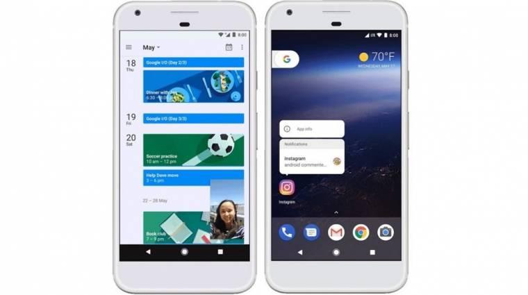Itt az Android O újabb bétája, közeledik a végleges kiadás kép