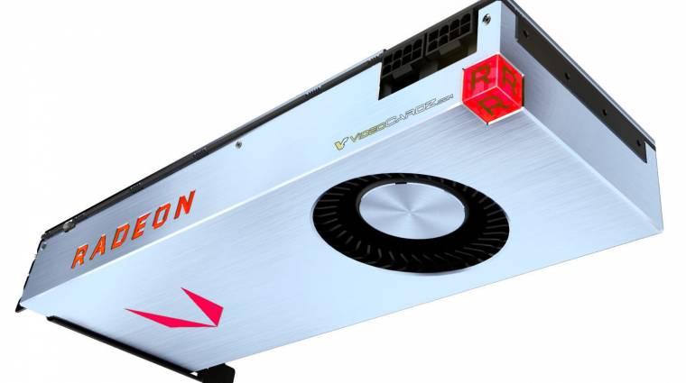 Rengeteget fogyaszt majd a Radeon RX Vega kép