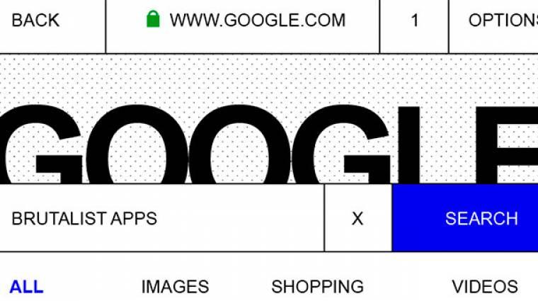 Így néznének ki a kedvenc appjaink egyszerűbb csomagolásban kép