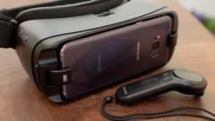 Lenyűgöző VR-headsettel készül a Samsung kép