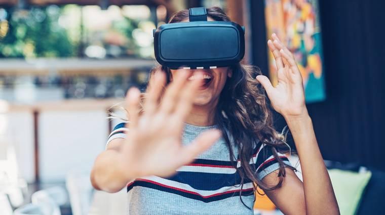 Jönnek a reklámok a virtuális valóságba kép