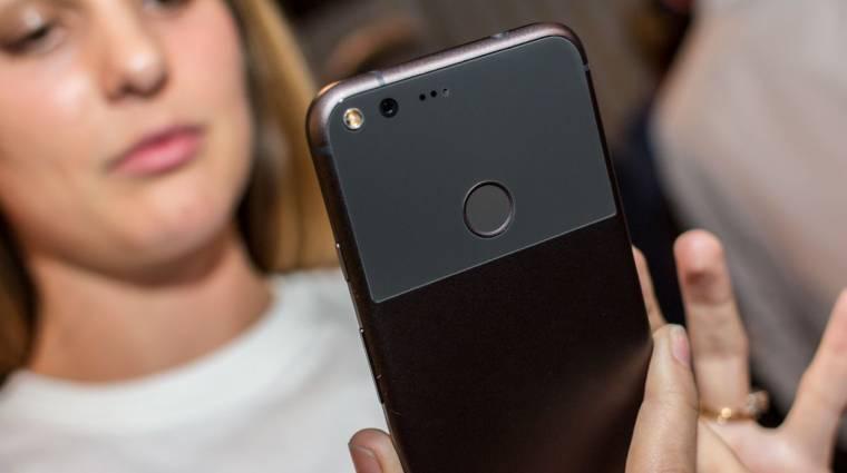 Az LG építi a Google Pixel XL 2-t kép